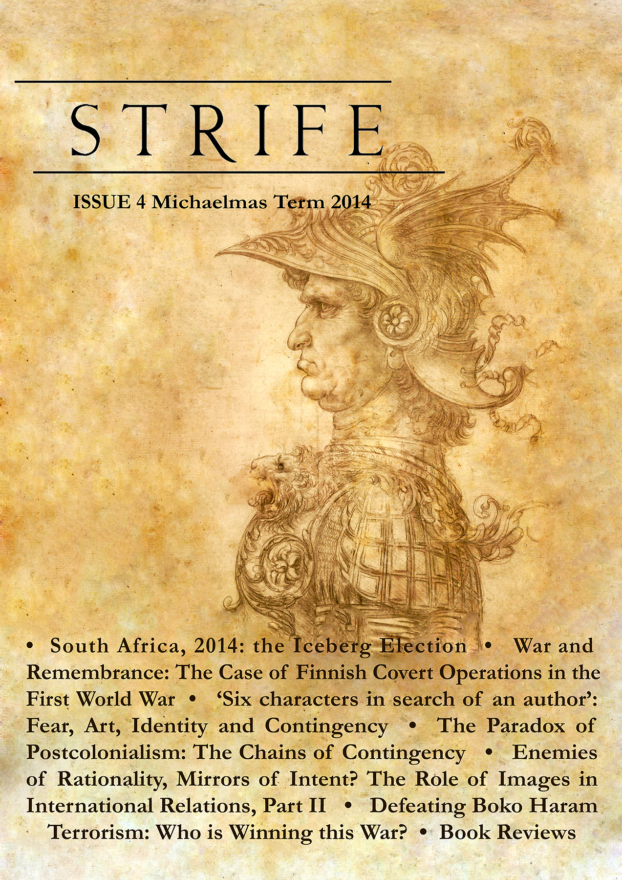 Strife Journal