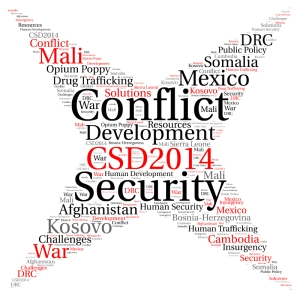 CSD2014 WordCloud