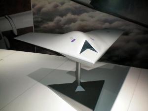 BAE-Taranis-UAV-(Model-on-d