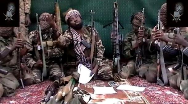 Boko Haram footage shot