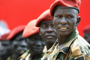 South Sudan Soldiers (Flickr/Steve Evans)