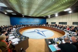 Meetings of the Defence Ministers at NATO Headquarters in Brussels - Meeting of the NATO-Ukraine Commission (NUC)