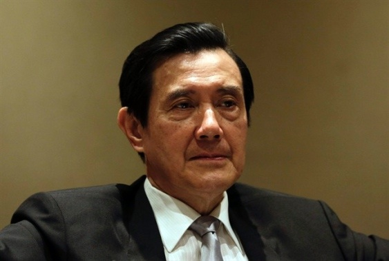 A weary Ma Yingjeou led the Kuomintang to an unprecedented electoral defeat (AP Photo / Arnulfo Franco)