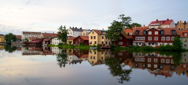 The Swedish town of Eskilstuna. Photo: Fredrik Alpstedt (creative commons)