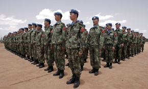 Drawing in the dragon: China's involvement in Africa's peace & security