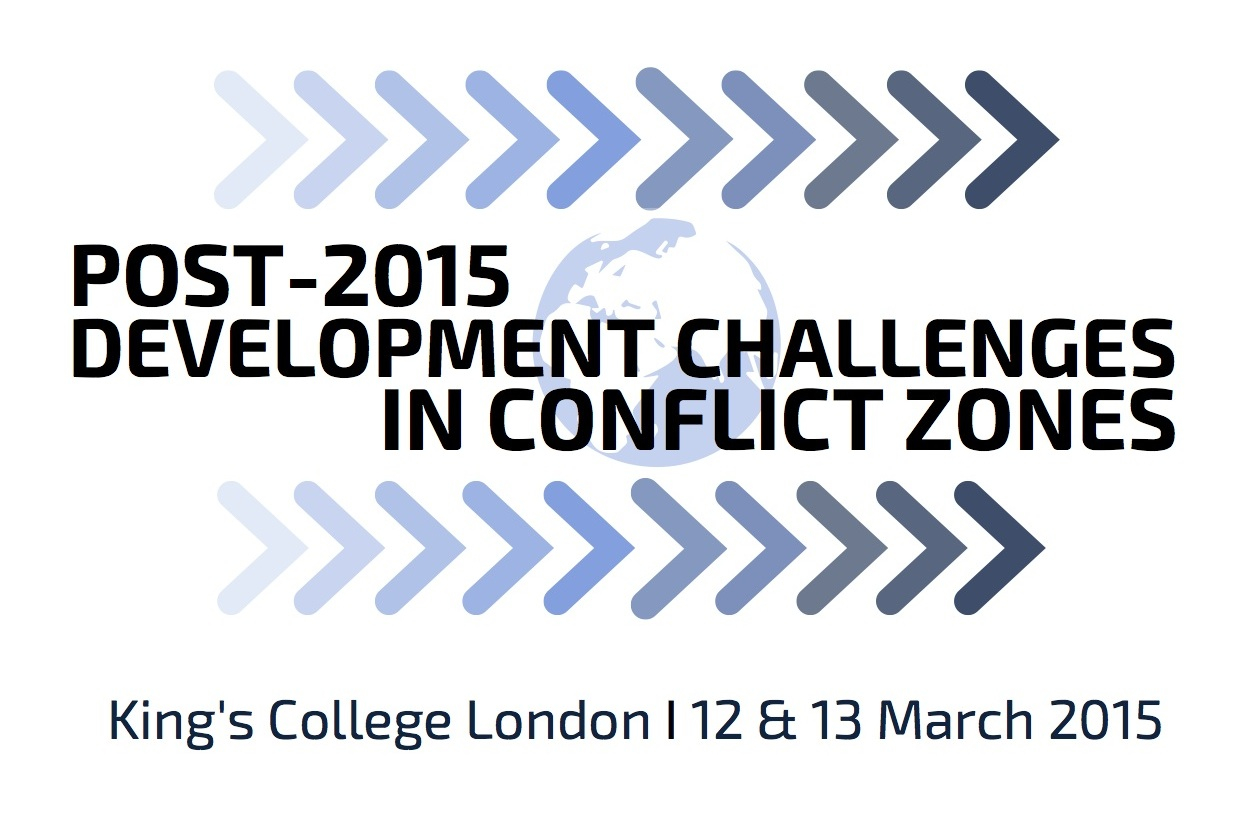 CSD 2015 Conference: Post-2015 Development Challenges in Conflict Zones