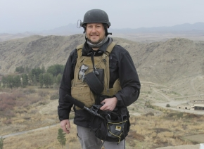 Interview – Journalist Sean Carberry on Afghanistan & conflict reporting
