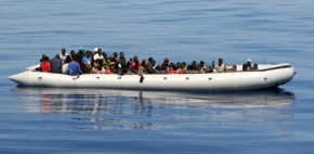 Interview – Dr Carol Bohmer on the Mediterranean migrant crisis