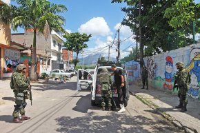 Peacekeeping in Haiti: a laboratory for pacification in Rio de Janeiro?