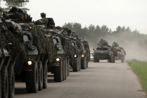 Teasing the bear: NATO, Russia and the Baltic States