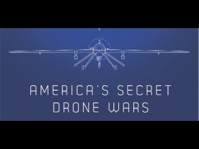 Sudden Justice: Debating drones with Chris Woods and Dr Jack McDonald, October 5