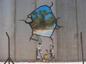"""Why the Israeli """"wall"""" is a flawed model for the U.S.-Mexicanborder"""
