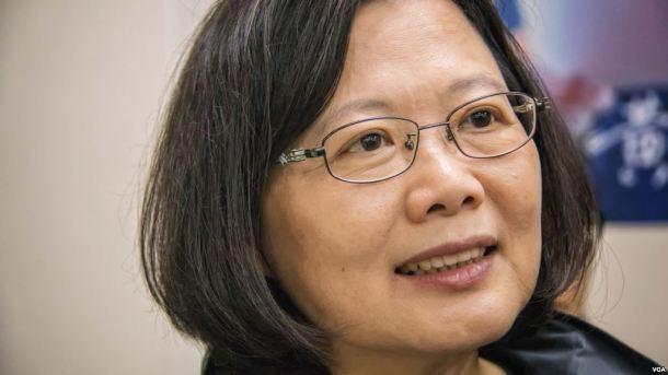 Tsai_Taiwan President