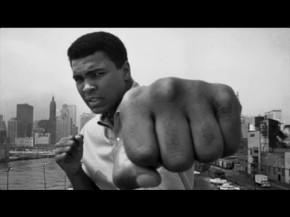 Muhammad Ali: anti-war, anti-hate. Atribute.