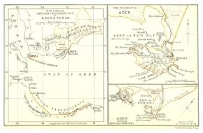 Perim: the strategic island that neverwas