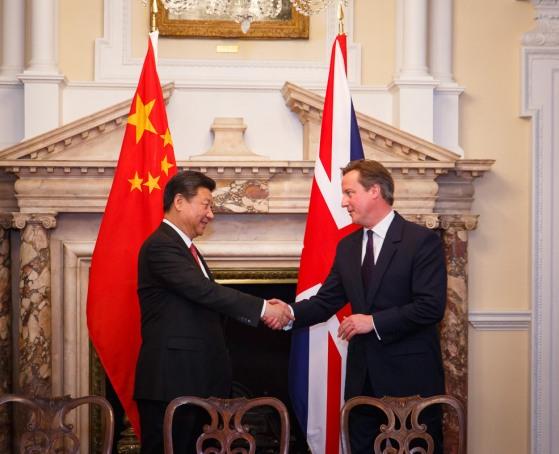 UK China